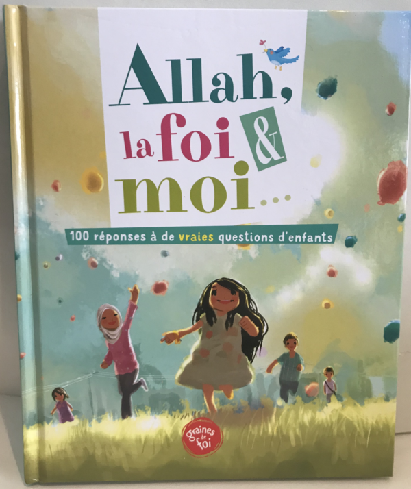 Allah la foi et moi _couverture