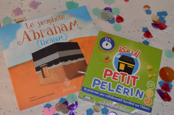 Petit Pelerin et le livre des prophètes, Ennour