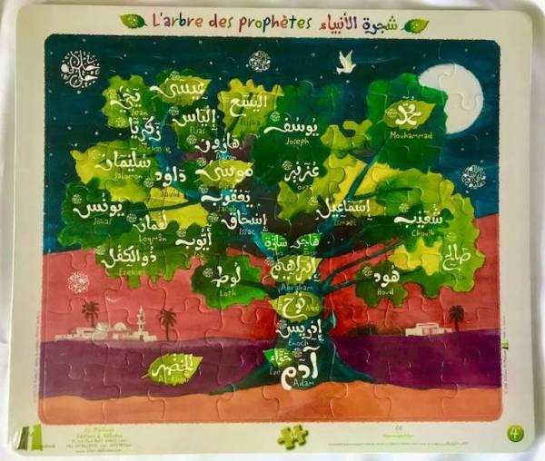 L'arbre des prophètes